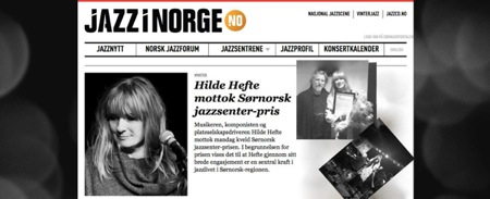 Southern Norway Jazz-Prize 2015